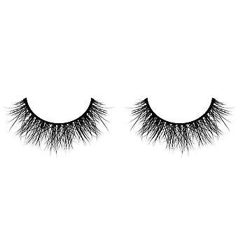 Velour Multi Layered False Mink Lashes - Girl You CRAAZY! - Natural Length