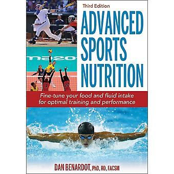 Advanced Sports Nutrition by Benardot & Dan