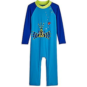 Coolibar UPF 50- Baby Beach One-Piece Swimsuit - Sun Protective (18-24 Months...