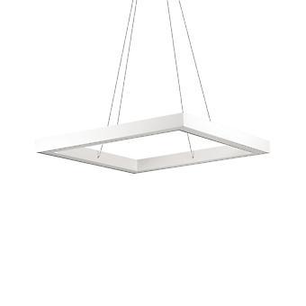 ideell lux oracle - integrert LED firkantet tak anheng lampe 1 lys hvit 3000k