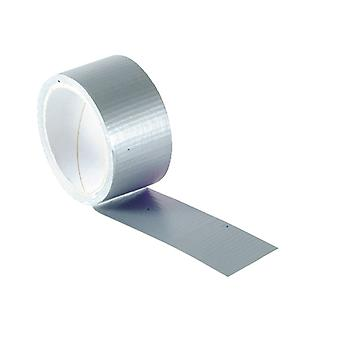 Faithfull Power Stik Wasserdichtes Band 50mm x 10m Silber FAITAPEPSS
