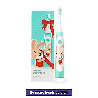 Children Electric Toothbrush For Child Kid - Automatic Toothbrush With Wireless Charging