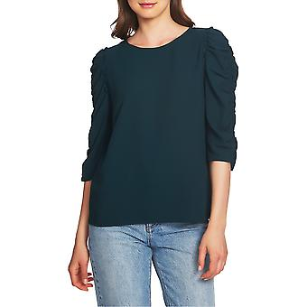 1.State | Ruched Sleeve Blouse