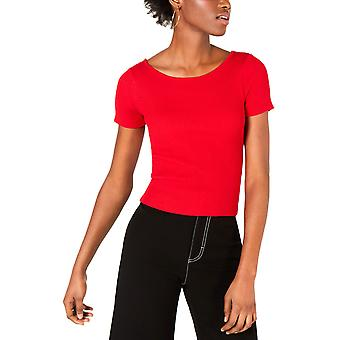 Project 28 NYC | Bow-Back Ribbed Top