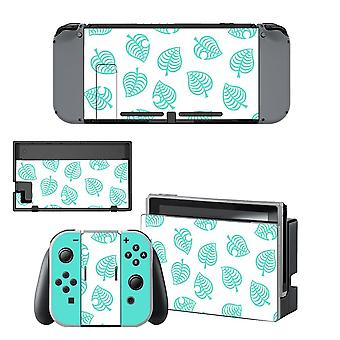 Vinyle Screen-skin Animal-crossing Protector-stickers, Pour Nintendo Switch Ns