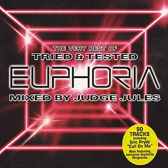 Euphoria: Very Best Of Tried & Tested [CD] USA import