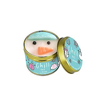 Bomb Cosmetics Tin Candle - Chill Out