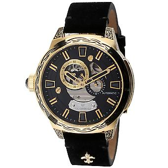 Mens Watch Haemmer RD-500, Automatic, 45mm, 10ATM