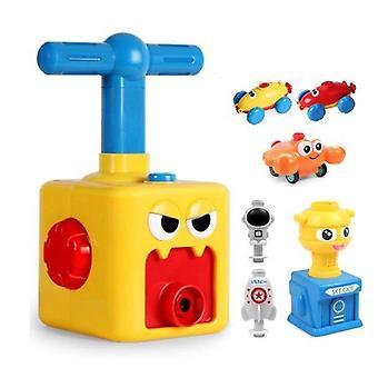 Lasten koulutus Inertia Ilmavoima Ilmapallo, Autotiede kokeilu lelu