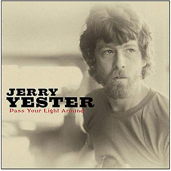 Yester*Jerry - Pass Your Light Around [CD] USA import