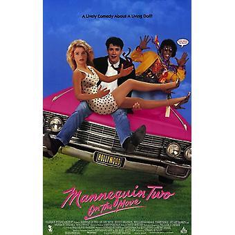 Manequim 2 do cartaz do filme do movimento (11 x 17)