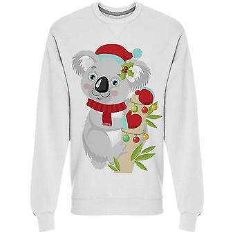 Funny Koala Christmas Sweatshirt Men's-Bild av Shutterstock