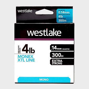 Νέα Westlake Mono 4Lb 300M 16 χιλιοστά Λευκό