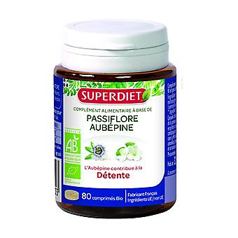 Hawthorn / Passionflower 80 tablets