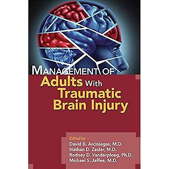 Beheer van volwassenen met traumatisch hersenletsel