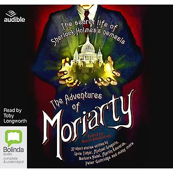 The Adventures of Moriarty by Jakubowski & Maxim