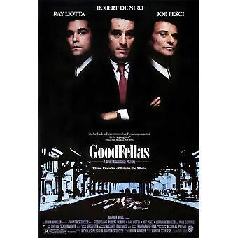 Goodfellas film plakatutskrift (27 x 40)