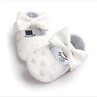 Sydän Tulosta Syy-pinnasänky kengät vauvoille