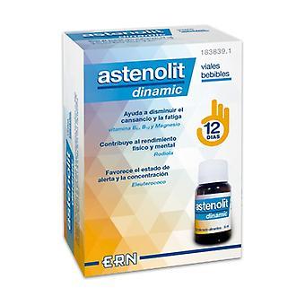 Astenolit-Dinamic 12 vials