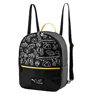 Puma x Tyakasha Unisex Mini Backpack Black Nylon Shanghai 076663 01