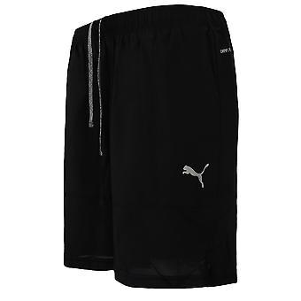 פומה להצית 7' אימון כושר גברים מכנסיים קצרים 360 רפלקטיביות תא יבש שחור 517000 03