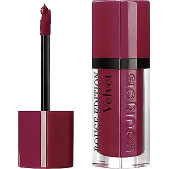 Bourjois Rouge Edition Velvet Liquid Lipstick - Grand Cru 08