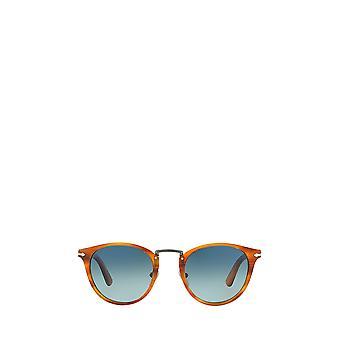 Persol PO3108S striped brown unisex sunglasses