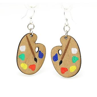 Painter Palette Earrings