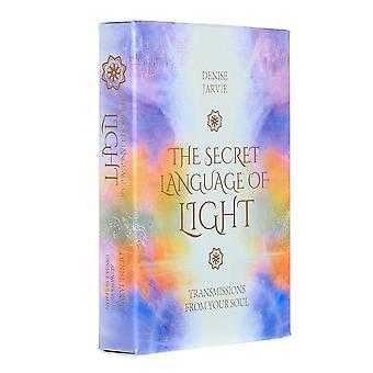Oracle The Secret Language Of Light Tarot L