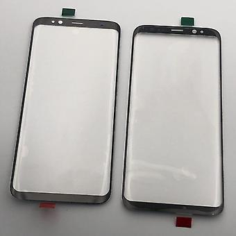 Ersättning extern lcd-skärm pekskärm främre glaslins
