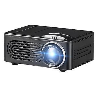 600 Lumenów 1080P HD LED Przenośny projektor 320 x 240 rozdzielczość Multimedia Home Cinema Video Theater