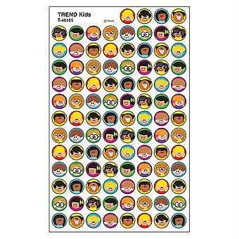 Trend Kids Superspots Stickers, 800 Ct