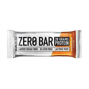 Zero Bar, Suklaa-karamelli 20 yksikköä 50g