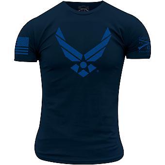 Grunt Style USAF - Stealth T-Shirt - Marine