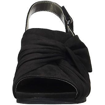 Bandolino Womens Gayla Open Toe Casual Slingback Sandals