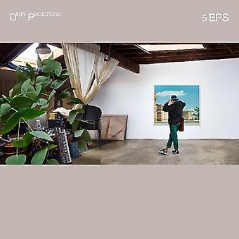 Dirty Projectors - 5eps [Vinyl] USA import