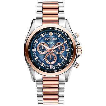 Roamer 220837 49 45 20 Rockshell Mark III watch 44 mm