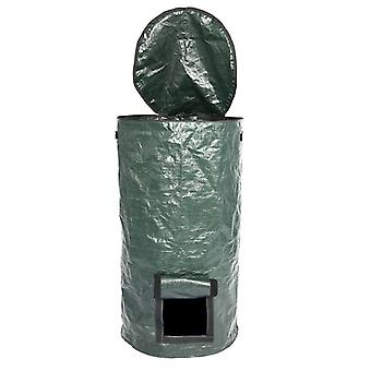 Reuseable Garden Leaf Waste Compost Bin
