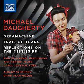 Daugherty / Porter / Miller - Dreamachine / Trail Tears / Reflections [CD] USA import