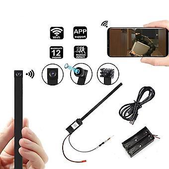 Portable Full Wifi Ip Mini Camera (style 1 Standard Only Camera)