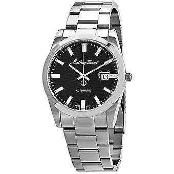 Mathey-Tissot Mathy I Automatic Black Dial Men's Watch H1450ATAN