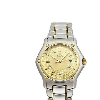 Ebel Gold Dial Two-Tone Stainless Steel Men's Watch 1087902-12260P