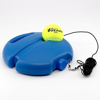 Welkin Tennis Training Device With Ball Single Training Device Practice Tennis