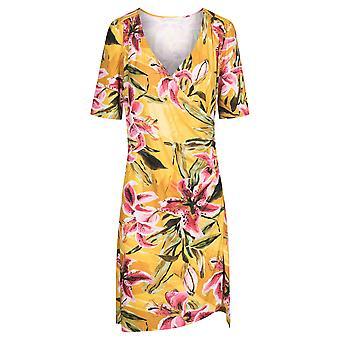 Féraud Beach 3215059-15647 Women's Modern Flower Beach Dress