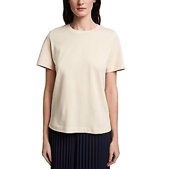 ESPRIT Collection 011EO1K314 T-Shirt, 295/Cream Beige, S Woman