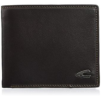Camel Active, Vegas Wallet Leder 12,5 cm, Brown (braun), 12,5x2x10