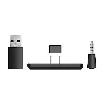 משדר USB של מתאם Bluetooth אלחוטי, מקלט VF, מתג
