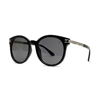 Ruby rocks chloe tegan round sunglasses in black