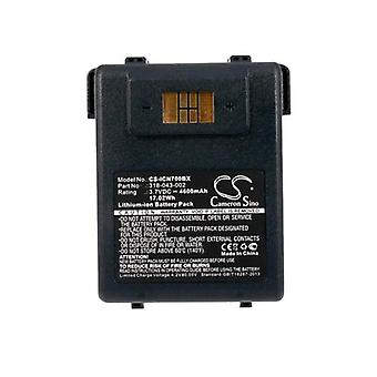 Cameron Sino Icn700Bx Battery Replacement For Intermec Barcode Scanner