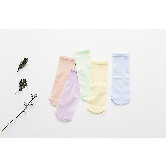 Thin Comfortable And Breathable Cotton Socks